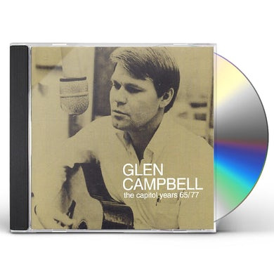 Glen Campbell CAPITOL YEARS 1965-77 CD