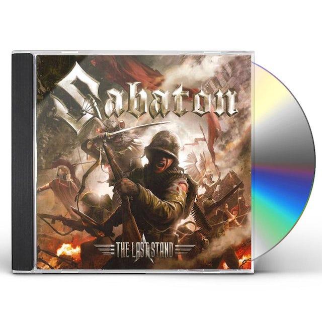 Sabaton LAST STAND CD