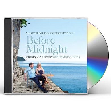 Graham Reynolds BEFORE MIDNIGHT CD
