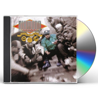DIAMOND STUNTS BLUNTS & HIP HOP CD