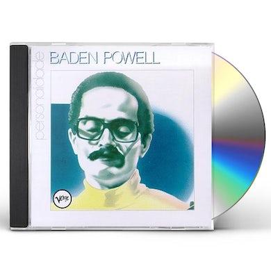 Baden Powell PERSONALIDADE CD