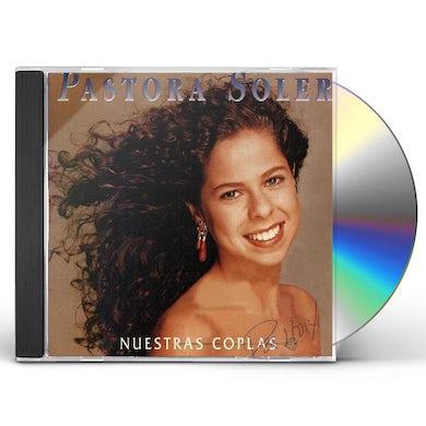 Pastora Soler NUESTRAS COPLAS CD