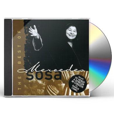 BEST OF MERCEDES SOSA CD