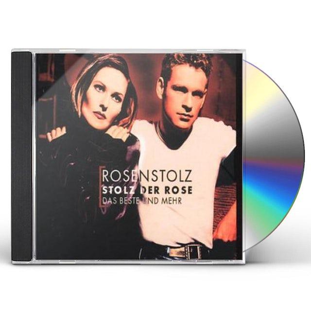 Rosenstolz STOLZ DER ROSE-DAS BES UND MEHR CD