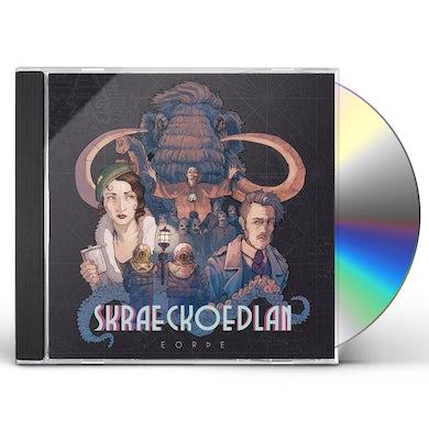 Skraeckoedlan EARTH CD