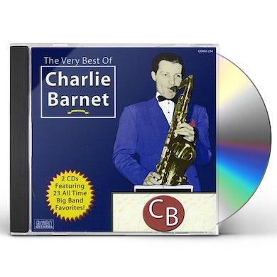 VERY BEST OF CHARLIE BARNET CD