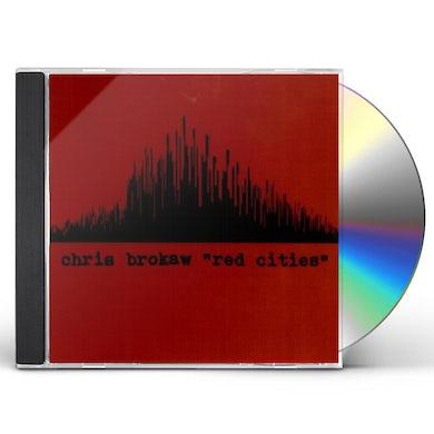 Chris Brokaw RED CITIES CD