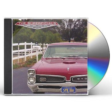 Superficials SUPERBIA CD