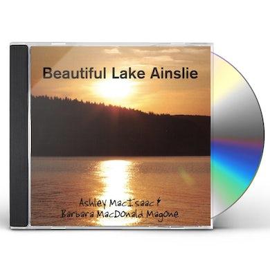 Ashley MacIsaac BEAUTIFUL LAKE AINSLIEA CD