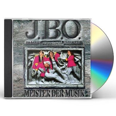 J.B.O. MEISTER DER MUSIK CD