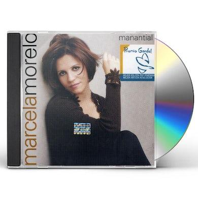 Marcela Morelo MANANTIAL CD
