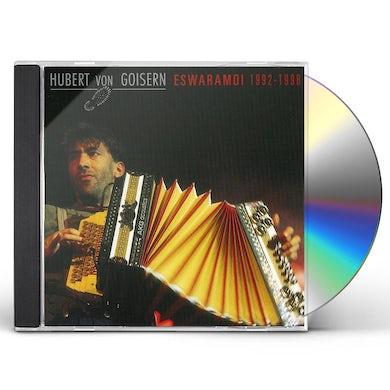 Hubert von Goisern ESWARAMOI 1992 1998 CD