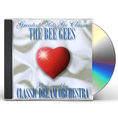 Classic Dream Orchestra BEE GEES - G.H. GO CLASSIC CD