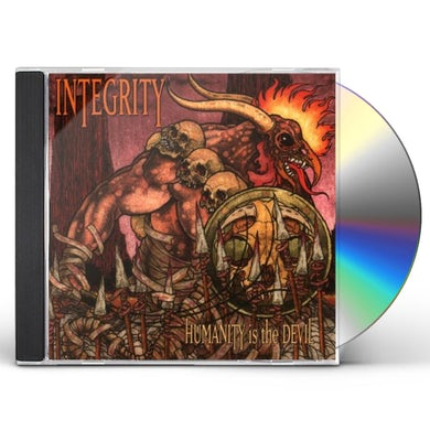Integrity HUMANITY IS THE DEVIL CD