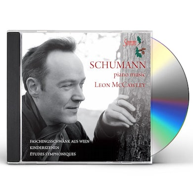 Schumann PIANO MUSIC CD