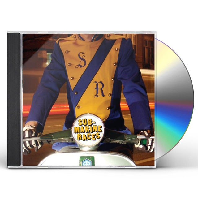 Submarine Races CD