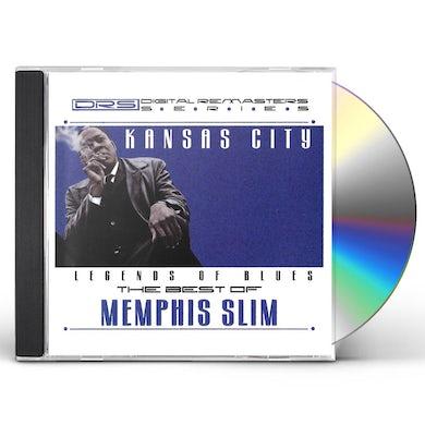Memphis Slim Kansas City: The Best Of CD