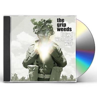 GRIP WEEDS HOW I WON THE WAR CD