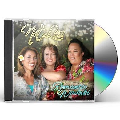 Na Leo ROMANTIC WAIKIKI CD