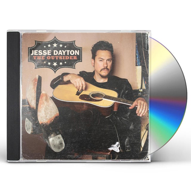 Jesse Dayton THE OUTSIDER CD