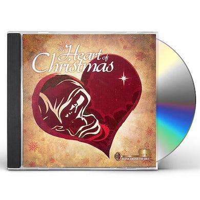 Kingdom Heirs HEART OF CHRISTMAS CD