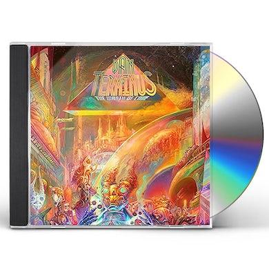 Dan Terminus WRATH OF CODE CD