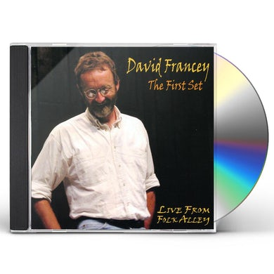 David Francey FIRST SET CD