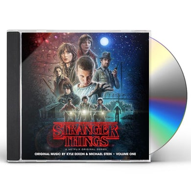 Kyle Dixon STRANGER THINGS 1 CD