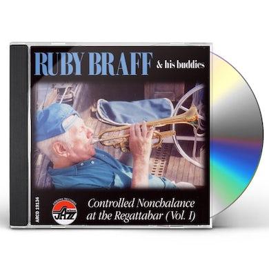 Ruby Braff CONTROLLED NONCHALANCE CD