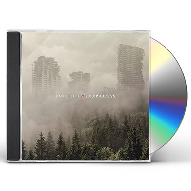 Panic Lift END PROCESS CD