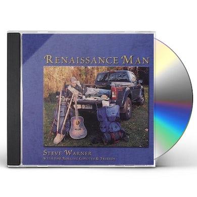 Steve Warner RENAISSANCE MAN CD