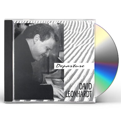 David Leonhardt DEPARTURE CD