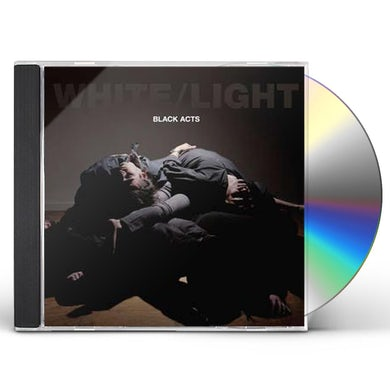 WHITE LIGHT BLACK ACTS CD