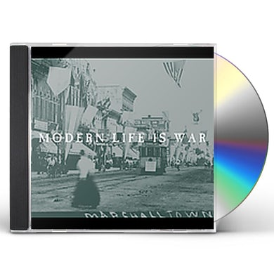 Modern Life Is War WITNESS CD