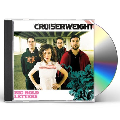Cruiserweight BIG BOLD LETTERS CD