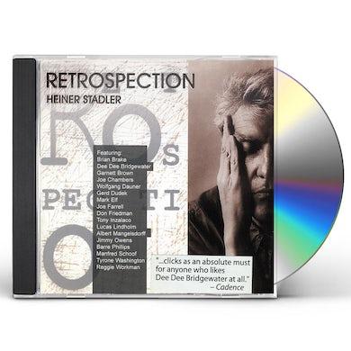 Heiner Stadler RETROSPECTIVE CD