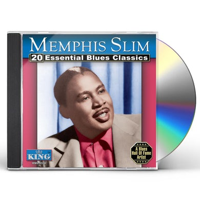 Slim Memphis  20 ESSENTIAL BLUES CLASSICS CD