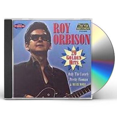 Roy Orbison 20 GOLDEN HITS CD