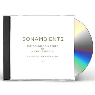 SOUND SCULPTURE OF HARRY BERTOIA CD