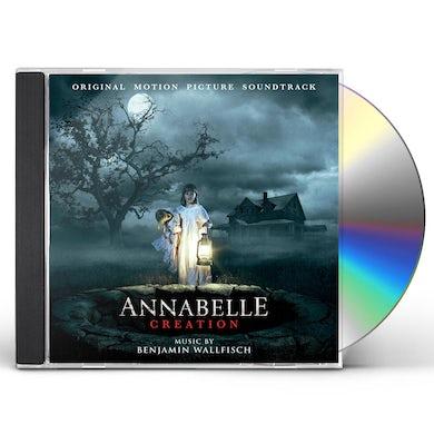 Benjamin Wallfisch ANNABELLE: CREATION - O.S.T. (MOD) CD