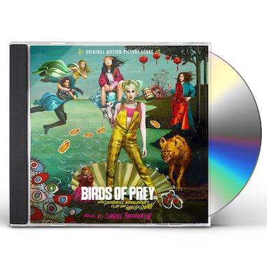 Daniel Pemberton BIRDS OF PREY: FANTABULOUS EMANCIPATION OF (SCORE) CD