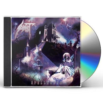 SADIST SPELLBOUND CD
