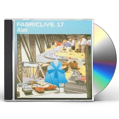 Aim FABRIC LIVE 17 CD
