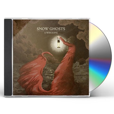 Snow Ghosts WRECKING CD
