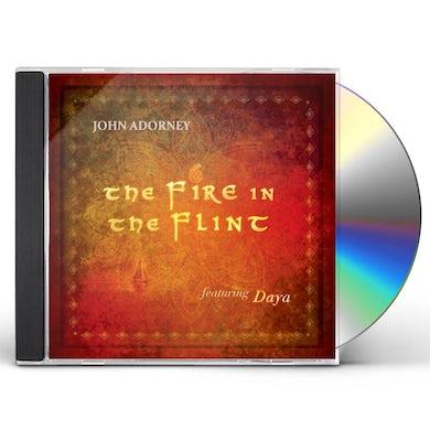 John Adorney FIRE IN THE FLINT CD