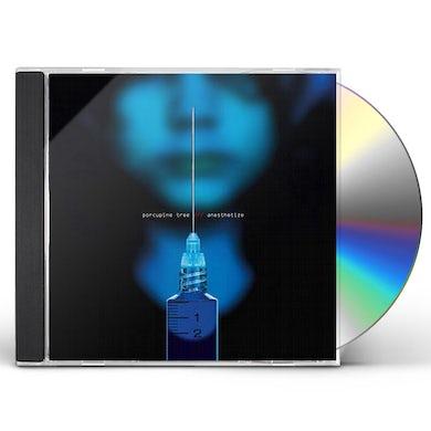 Porcupine Tree ANESTHETIZE CD