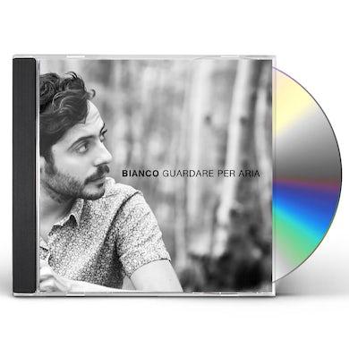 Bianco GUARDARE PER ARIA CD