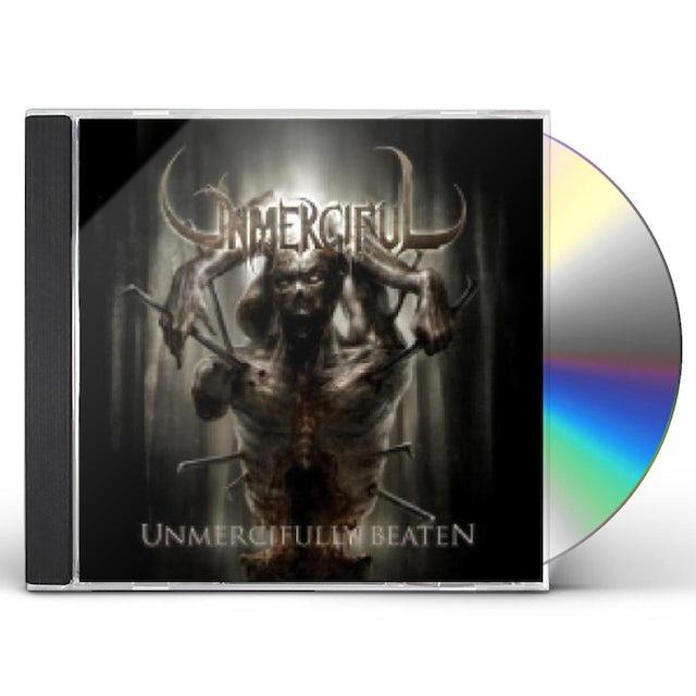 UNMERCIFULLY BEATEN CD