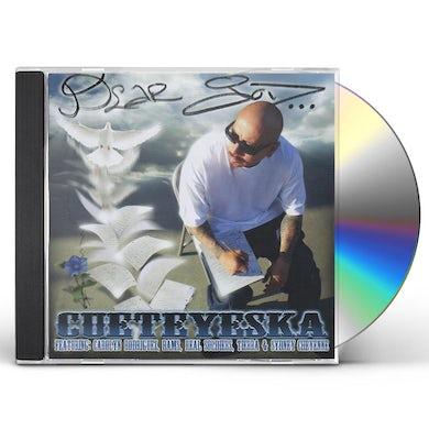 Cuete Yeska DEAR GOD CD