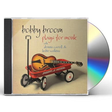BOBBY BROOM PLAYS FOR MONK CD